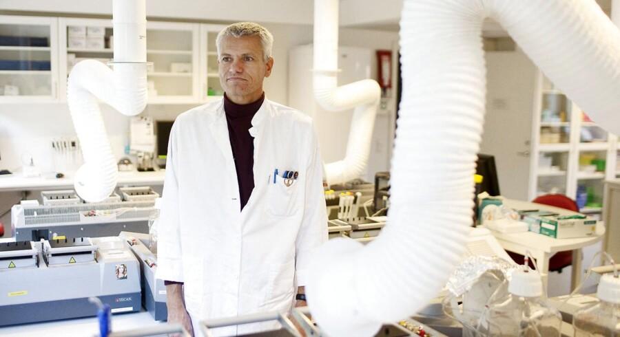 Lars Kongsbak, adm.direktør i Exiqon