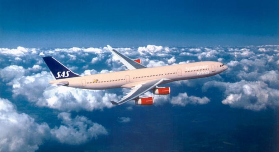 Til næste år flyver SAS direkte København - San Francisco.