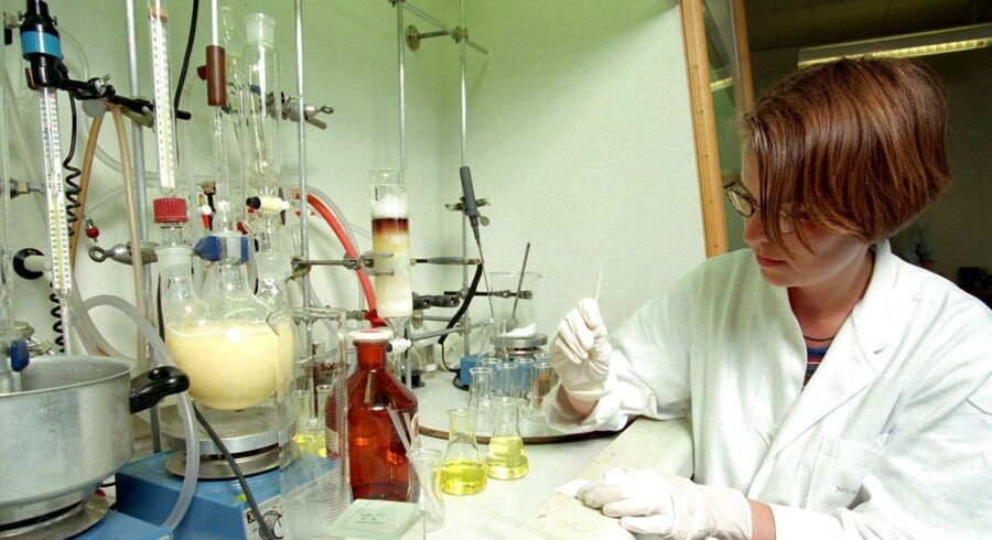 Tove Thomsen, laboratorietekniker, Neurosearch.
