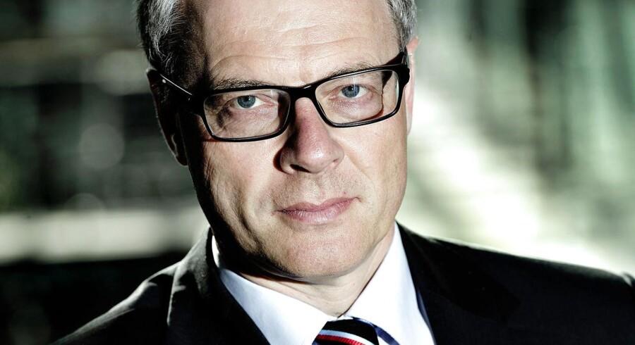 DONG Energys forhenværende koncernfinansdirektør Carsten Krogsgaard Thomsen
