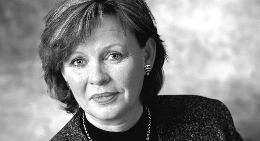 Hanni Toosbuy Kasprzak foreslåes som ny næstformand i bestyrelsen for Sydbank. Arkivfoto: Scanpix