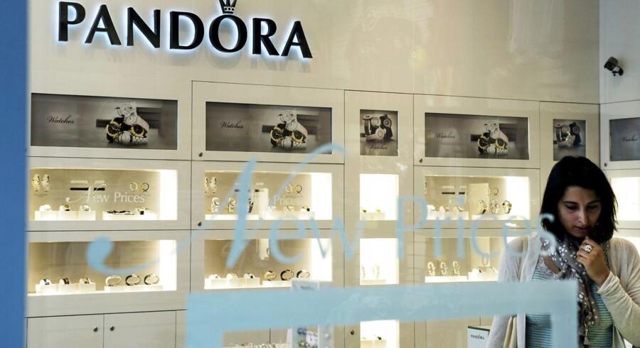 Smykkeselskabet Pandora