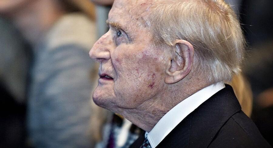 Mærsk Mc-Kinney Møller til A.P. Møller - Mærsks generalforsamling torsdag den 12. april 2012.