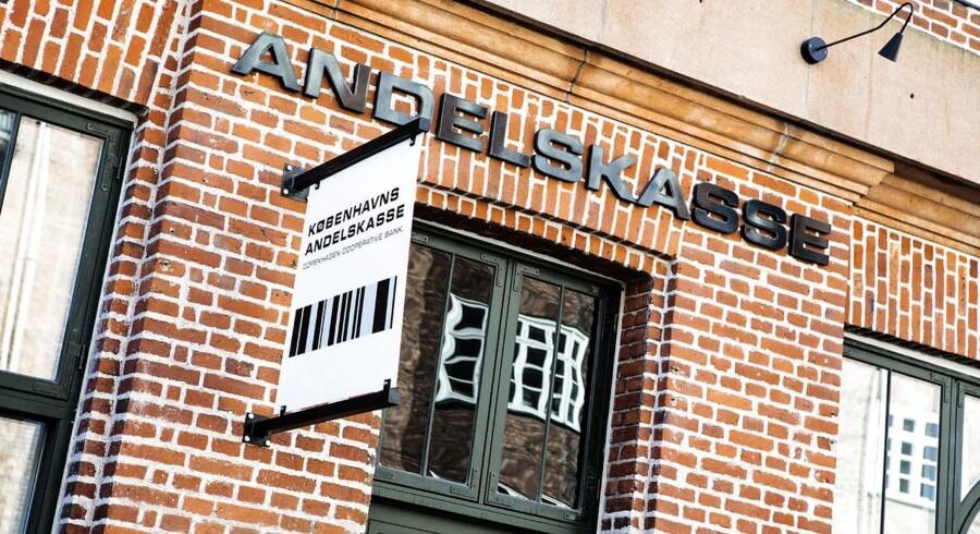 Københavns Andelskasse er reddet fra konkurs.