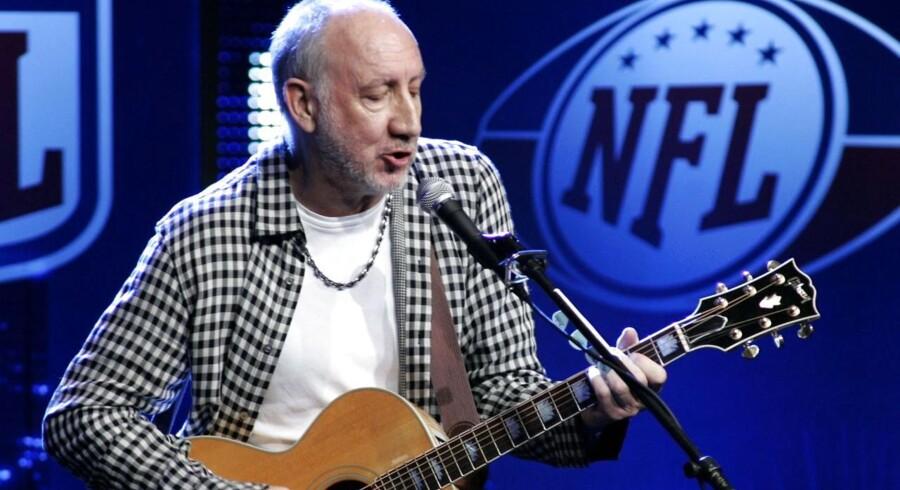 Pete Townshend har begået en selvbiografi.