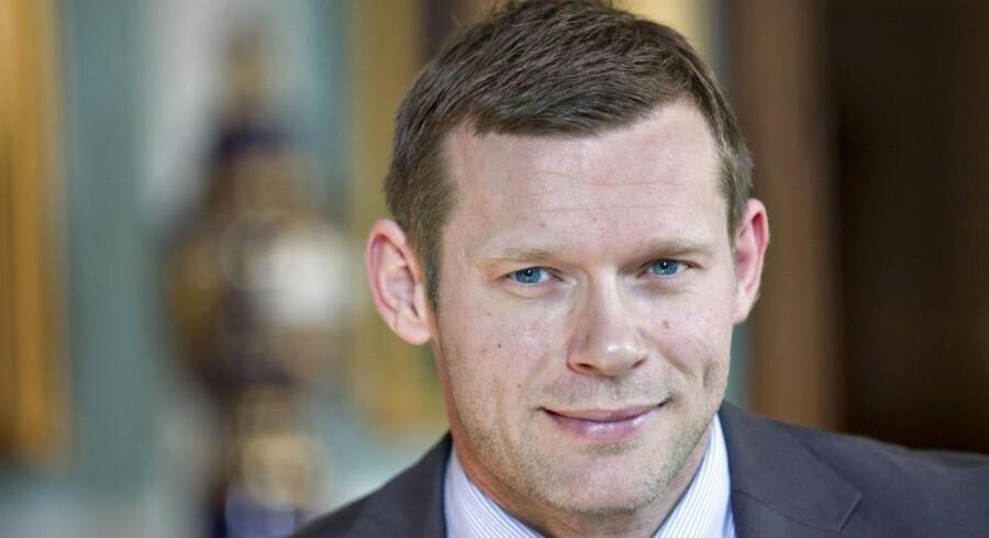 Beskæftigelsesordfører Joachim B Olsen (LA).