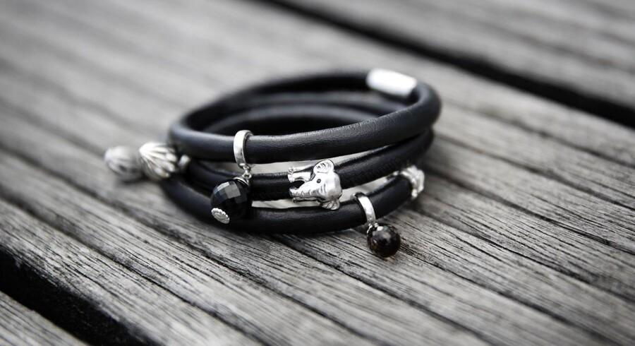 """Et armbånd fra Jesper """"Kasi"""" Nielsens nye smykkefirma med konceptet """"Endless"""""""