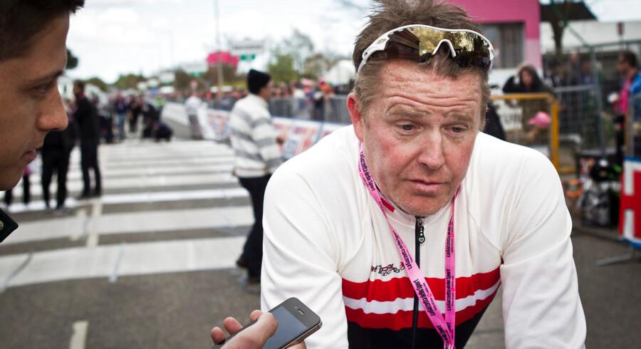Rolf Sørensen har indrømmet brug af doping efter mange års afvisning. Han har hidtil ikke ønsket at forsvare sig mod anklager fra Michael Rasmussen om, at han ville give ham doping under VM i Lissabon