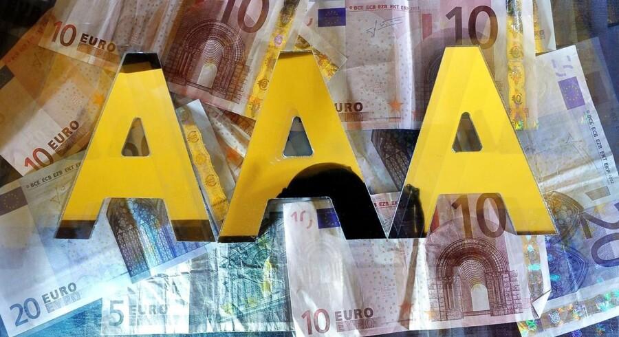 Kreditbureauerne må frem over udelukkende offentliggøre vurderingen af et lands kreditniveau på en fastsat dato, og kun når de europæiske aktiemarkeder er lukkede.
