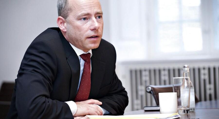 Tidligere topchef i DSB Søren Eriksen føler sig ikke ramt af kritikken i advokatundersøgelsen af forholdet mellem DSB og Waterfront.