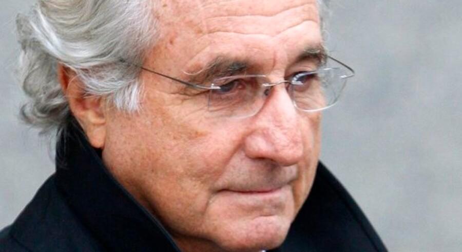 Finanssvindleren Madoff er overrasket over, at hans svindel ikke blev afsløret noget før.