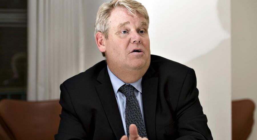 Vindmøllevirksomheden Vestas A/S bestyrelsesformand Bert Nordberg.