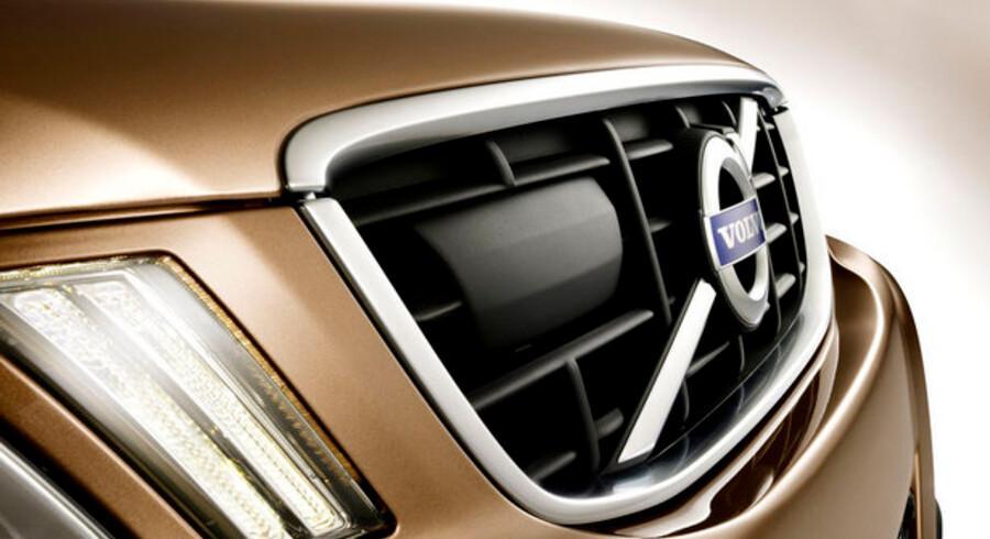 Volvo fik en rædselsfuld afslutning på 2008.