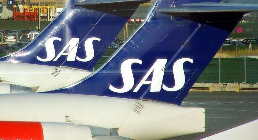 Mellem 2005 og 2009 havde SAS 11.000 flyafgange med fly, der ikke havde tilladelse til at gå i luften.