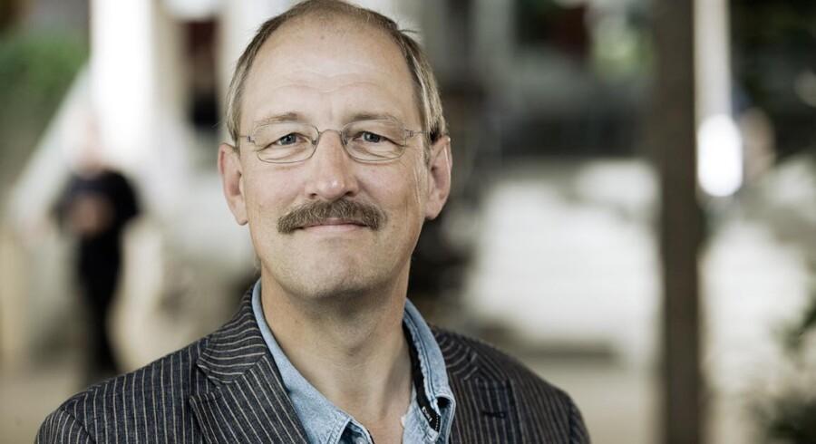 Jens Otto Kjær Hansen har i forvejen en lang karriere bag sig i mediebranchen. Nu skal han være med til at udklække nye journalisttalenter.