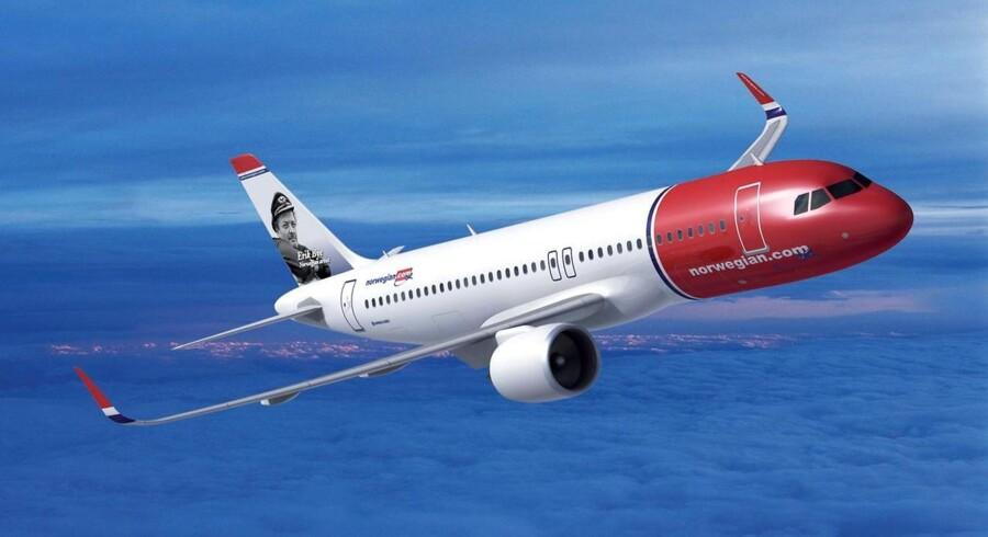 Norwegian har fået nej til sit ønske om at ansætte asiatisk personale.