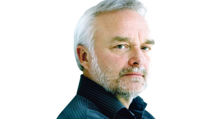 Henning Pedersen, Formand for BUPL