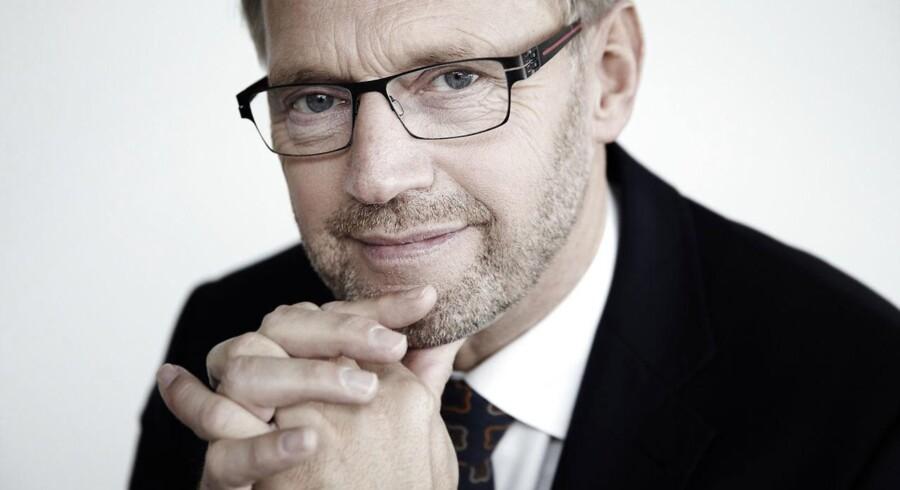 Anders Dam, direktør i Jyske Bank.