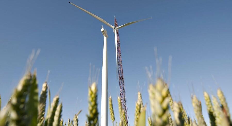 EU-Kommissionen har i dag fremlagt nye klima- og energimål frem mod 2030.