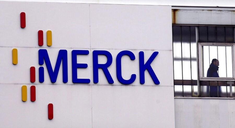 Det amerikanske medicinalselskab Merck kunne overgå analytikernes forventninger til regnskabet for første kvartal, der netop er landet.