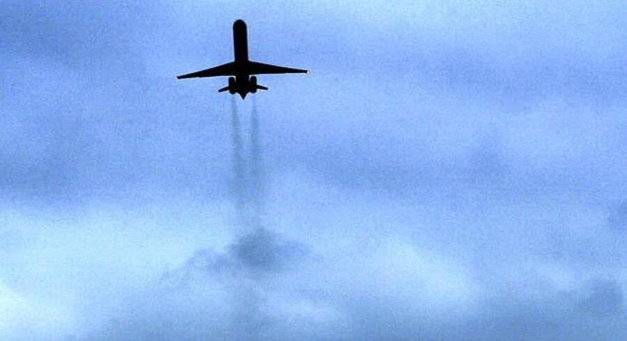 SAS flyver stadig en uvis fremtid i møde - trods den storstilede spareplan, der blev vedtaget i november.