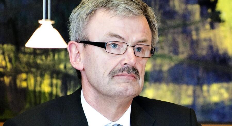 Fødevareminister Henrik Høegh (V)