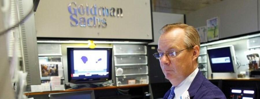Børsmæglerne hos Goldman Sachs skovler penge hjem til storbanken.