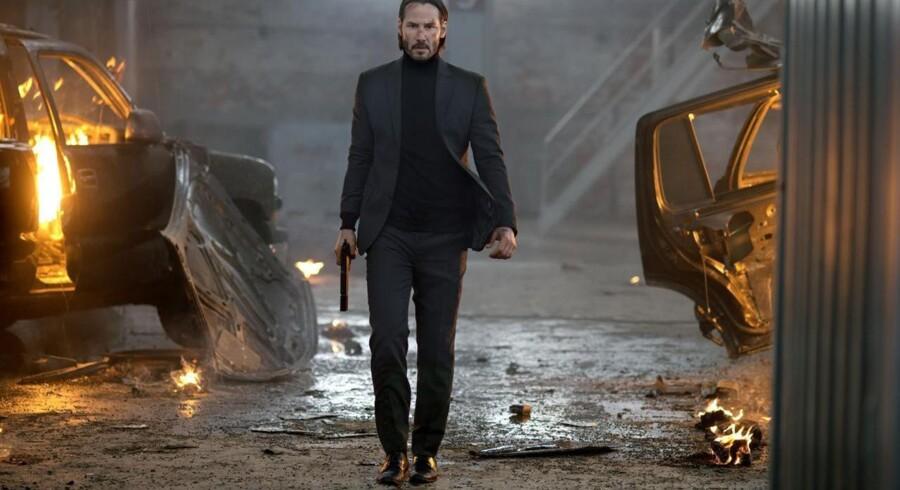 Keanu Reeves som John Wick. Foto: PR