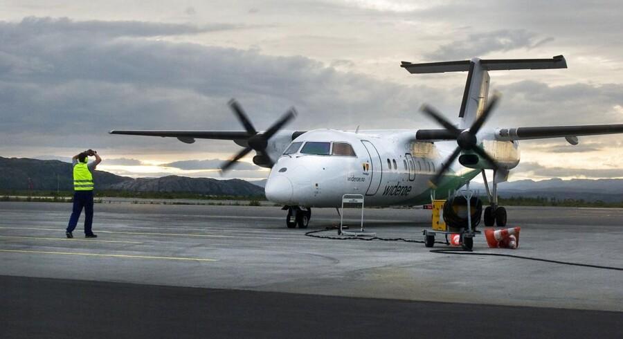 Det norske SAS-selskab Widerøe bliver overtaget af en gruppe norske investorer.