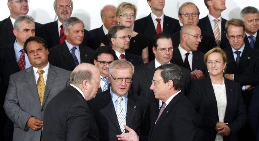 Arbejdet med en fælles bankunion gav panderynker på weekendens topmøde på Cypern.