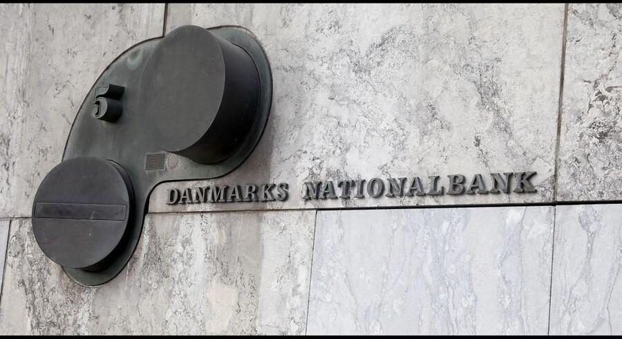 De seneste data fra Danmarks Nationalbank omkring bankernes udlån til ikke-finansielle virksomheder viser udlånsvækst to måneder i træk