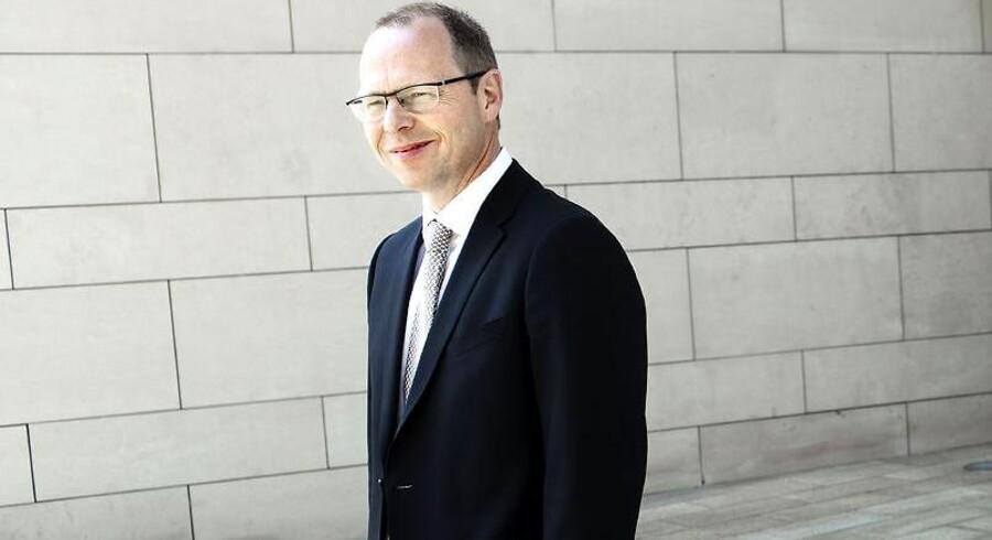 Michael Rasmussen bliver en vigtig figur i Nordea.