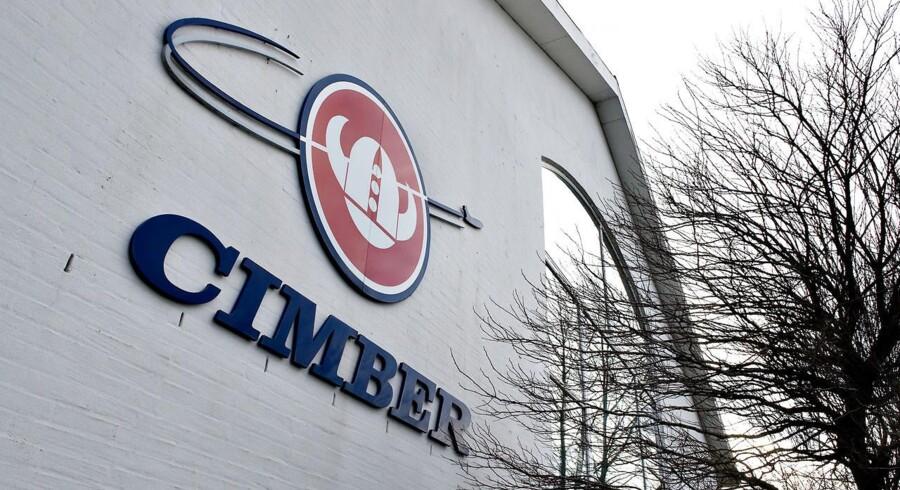 Cimbers gamle vedligeholdelsescenter i Sønderborg drives videre på trods af Skyways' konkursbegæring.