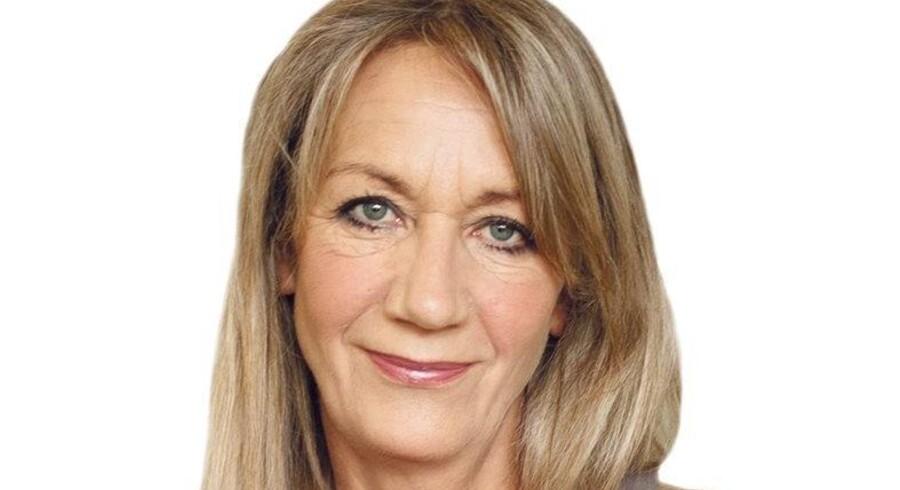 Karen West, jordemoder og socialdemokrat.