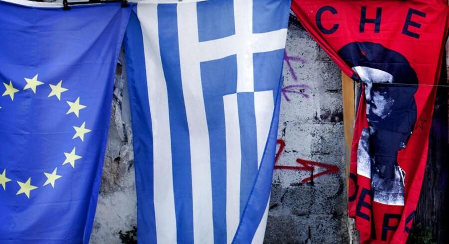 Den græske arbejdsløshed satte i første kvartal i år atter en kedelig rekord.