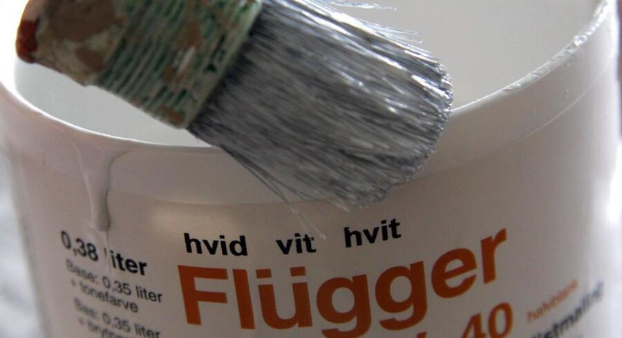 I dag aflægger Flügger halvårsregnskab for regnskabsåret 2014/15.