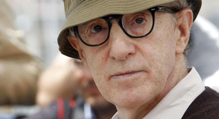 Filminstruktør Woody Allen - erklæret ateist - kan kalde sig medlem af den tredjestørste »religion« i verden.