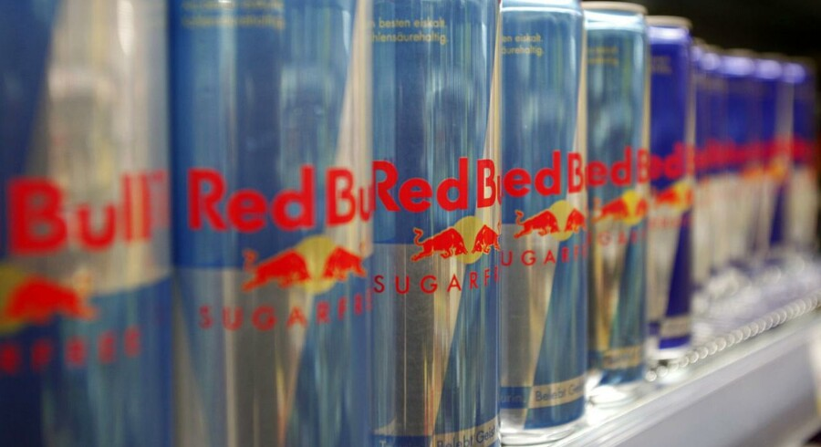 Advarsel: Du får ikke vinger af at drikke Red Bull!