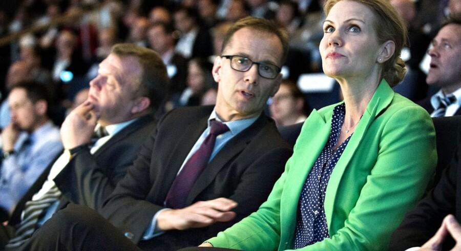 Statsminister Helle Thorning-Schmidt bør ifølge Dansk Erhvervs direktør Jens Klarskov fremlægge et forslag til finanslov, der tilgodeser erhvervslivet.