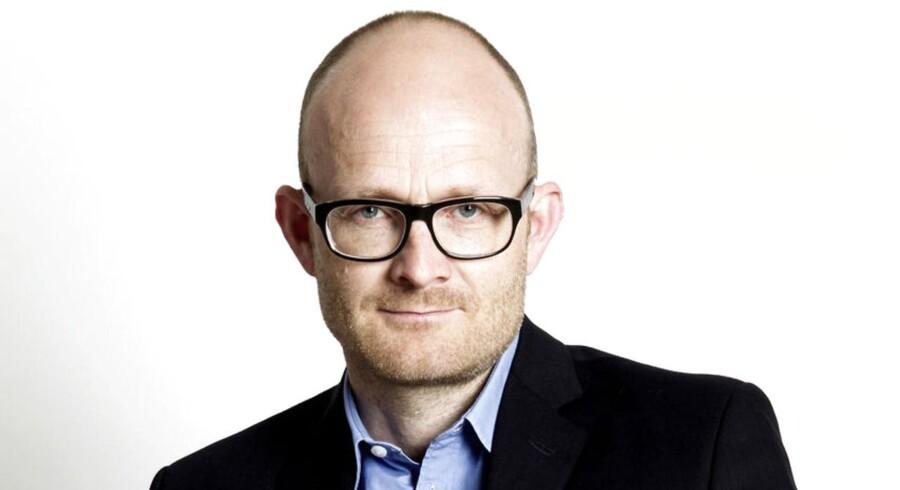 Berlingske Business' nyhedschef Peter Suppli Benson.