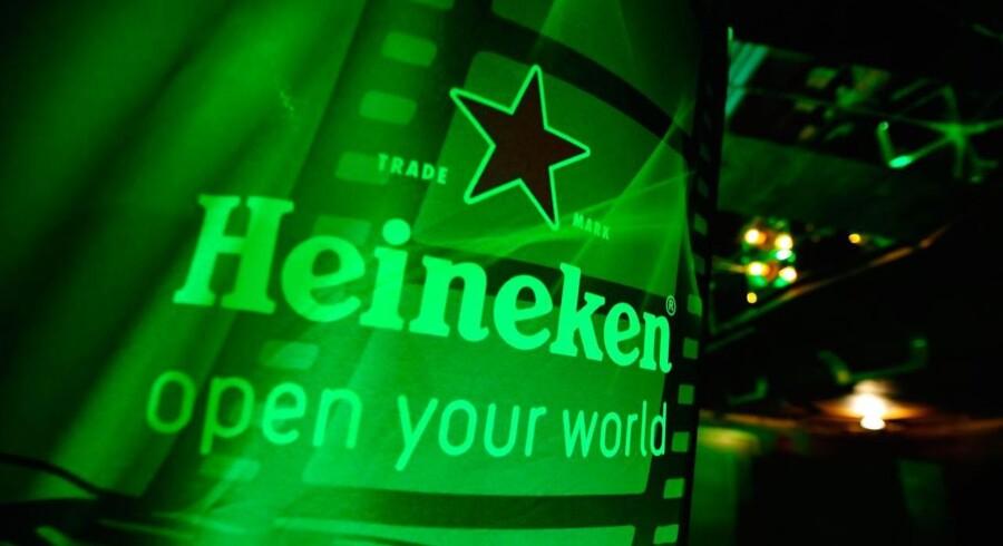 Det hollandske bryggeri Heineken kan være på vej til at øge sin ejerandel i den indiske bryggerigruppe United Breweries