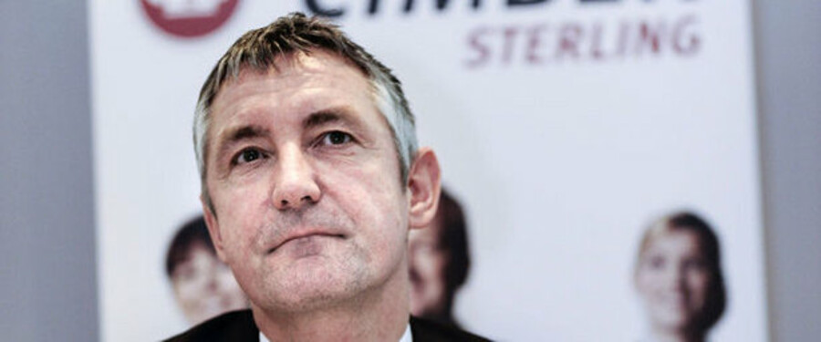 Adm. direktør i Cimber Sterling, Jørgen Nielsen.