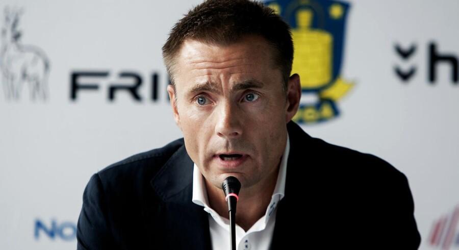 Brøndby IFs nye storaktionær Jan Bech Andersen
