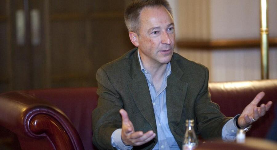 Tidligere TDC-koncernchef Jens Alder bliver bestyrelsesmedlem i international IT-virksomhed. Arkivfoto: Jens Nørgaard Larsen, Scanpix