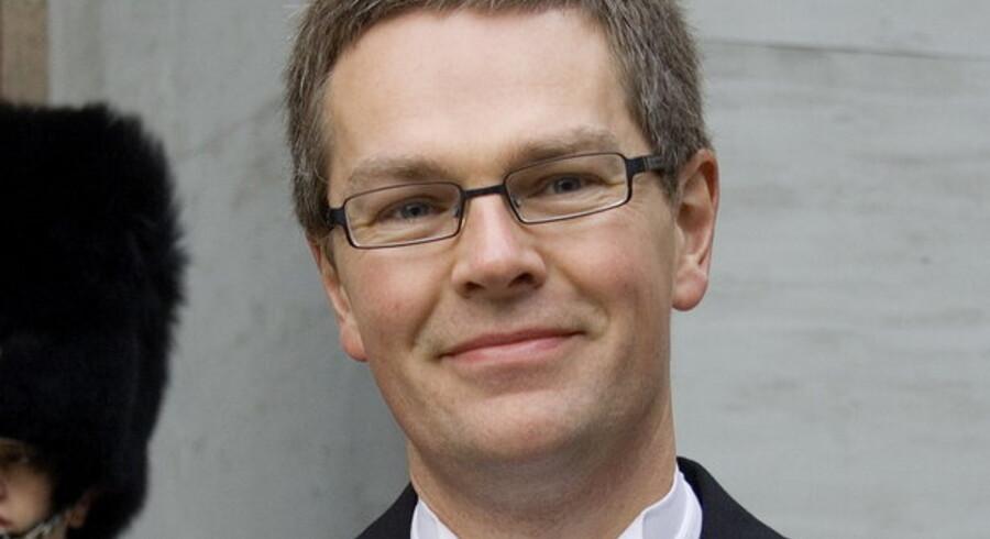 Forbrugerombudsmand Henrik Øe.