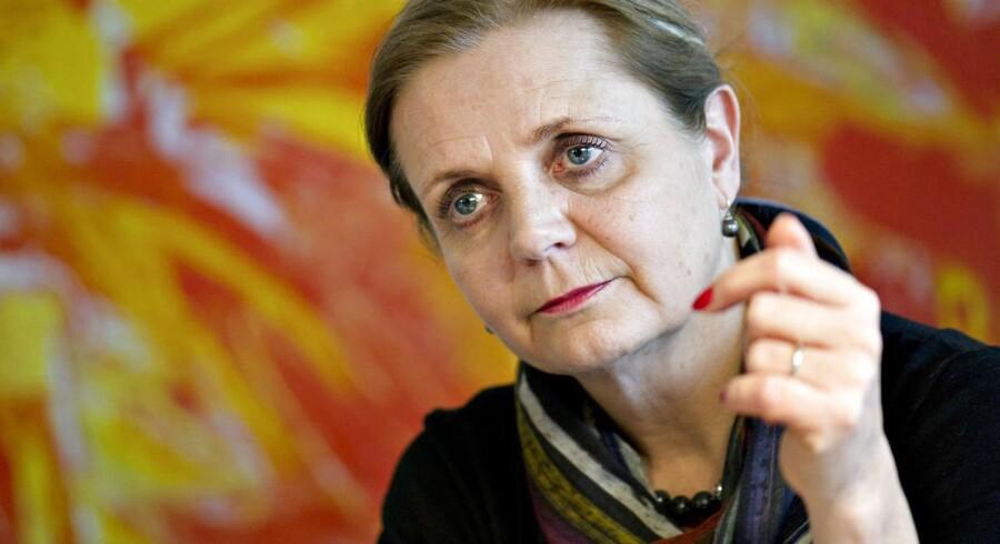 Karen Frøsig, adm. direktøri Sydbank, erkender fejl ved overtagelsen af Tønder Bank.