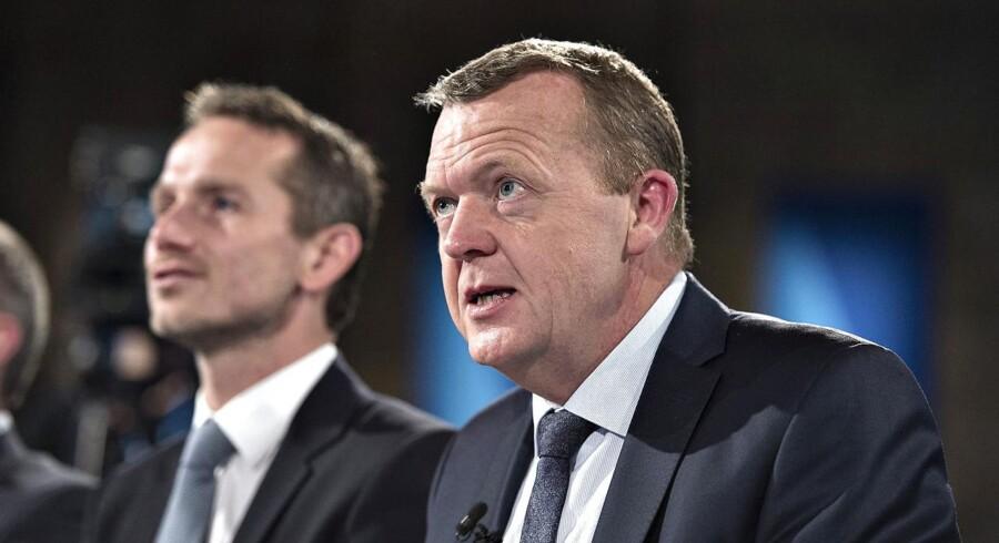 »Danmarks udsigter er lyse, hvis vi formår at fortsætte reformsporet,« udtaler finansminister Kristian Jensen i forordet til regeringens 2025-plan, »Vækst og Velstand 2025«.
