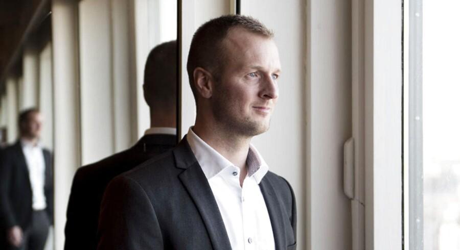 Thomas Kirk Kristiansen skal i fremtiden samarbejde tæt med Jørgen Vig Knudstorp om Legos fremtid.