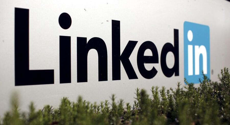 De russiske myndigheder har torsdag bedt internetudbyderne om at spærre for adgangen til LinkedIn, erhvervslivets svar på Facebook. Arkivfoto: Robert Galbraith, Reuters/Scanpix