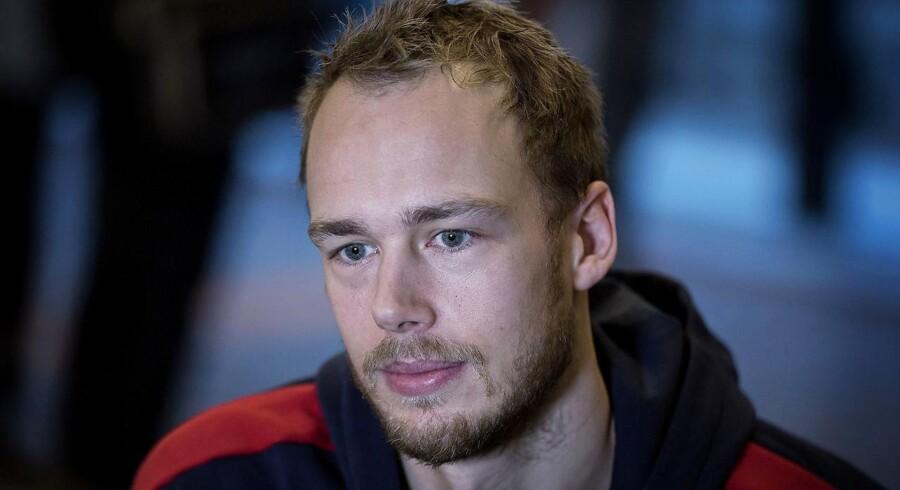 Danmark må undvære Henrik Toft Hansen i Golden League-kampene. Han erstattes af Simon Hald.